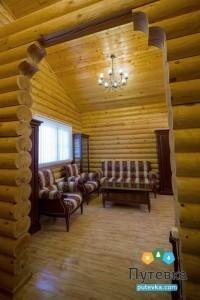 Коттедж люкс 4-местный (2 спальни), фото 5