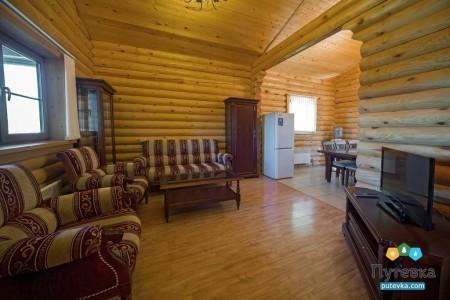 Коттедж люкс 4-местный (2 спальни), фото 3
