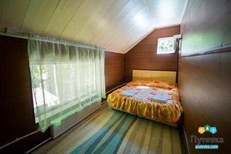 Коттедж повышенной комфортности 4-местный (3 спальни с сауной), фото 1