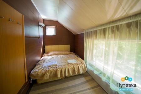 Коттедж повышенной комфортности 4-местный (3 спальни с сауной), фото 2
