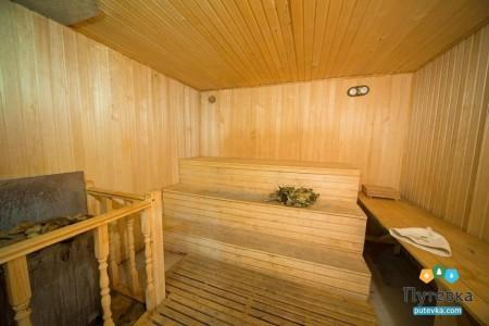 Коттедж повышенной комфортности 4-местный (3 спальни с сауной), фото 8