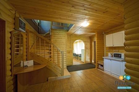 Коттедж повышенной комфортности 4-местный (3 спальни с сауной), фото 6