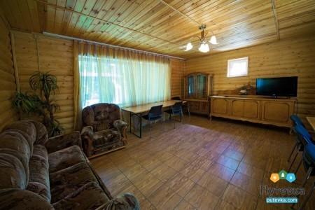 Коттедж повышенной комфортности 4-местный (3 спальни с сауной), фото 3