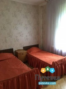 Летний домик 2-местный (2 спальни), фото 1