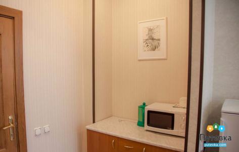 Люкс 1-местный 2-комнатный Luxe Single корпус 2, фото 4