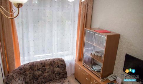 Люкс 1-местный 2-комнатный Luxe Single корпус 2, фото 3