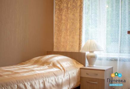 Люкс 2-местный 2-комнатный Luxe Twin корпус 2, фото 1