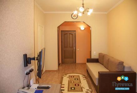 Люкс 2-местный 2-комнатный Luxe Twin корпус 2, фото 3
