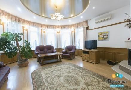 Люкс 1-местный 3-комнатный Suite с корпус 2, фото 4