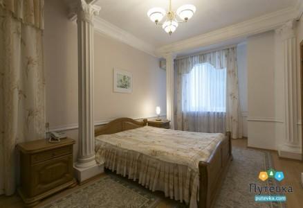 Люкс 1-местный 3-комнатный Suite с корпус 2, фото 1