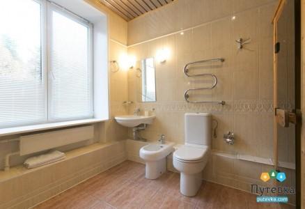 Люкс 1-местный 3-комнатный Suite с корпус 2, фото 6
