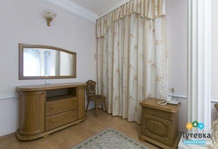 Люкс 1-местный 3-комнатный Suite с корпус 2, фото 2