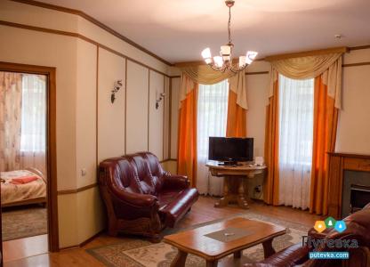 Апартамент 1-местный 2-комнатный Apartament корпус 2, фото 4