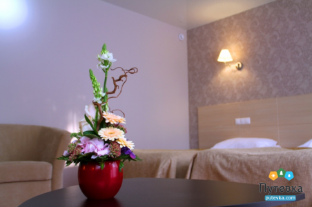 Повышенной комфортности 3-местный 1-комнатный ПК, фото 1