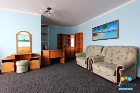 Люкс 2-местный 1-комнатный, фото 1