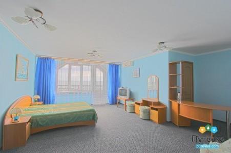 Люкс 2-местный 1-комнатный, фото 2