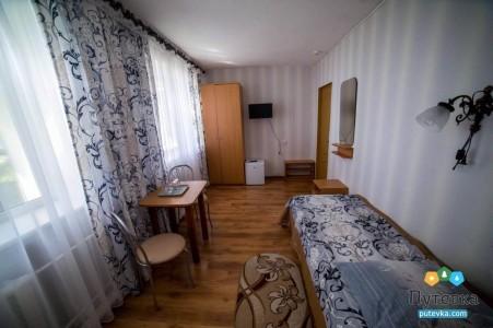 Блочный 2-местный ПК корпус 2 (1-3 этаж), фото 2