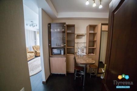 Люкс 2-местный 2-комнатный корпус 2 (20), фото 6