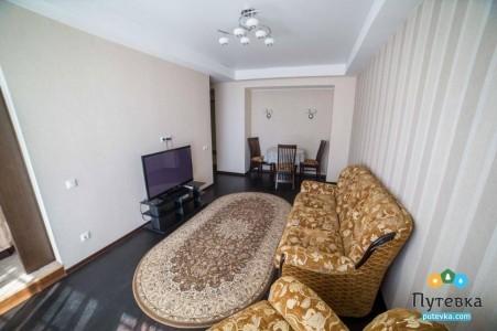 Люкс 2-местный 2-комнатный корпус 2 (20), фото 4