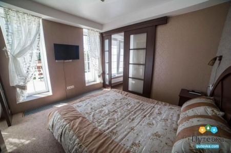 Люкс 2-местный 2-комнатный корпус 2 (20), фото 3