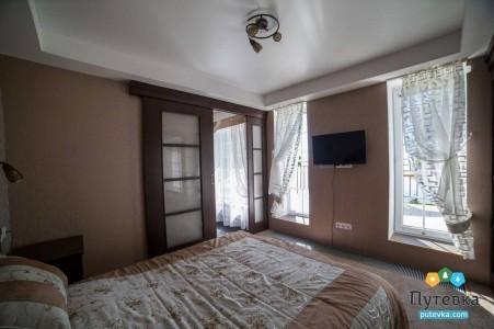 Люкс 2-местный 2-комнатный корпус 2 (20), фото 2