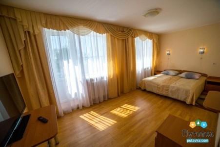 Повышенной комфортности 3-местный 2-комнатный ПК корпус 2, фото 1