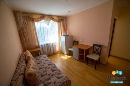 Повышенной комфортности 3-местный 2-комнатный ПК корпус 2, фото 3