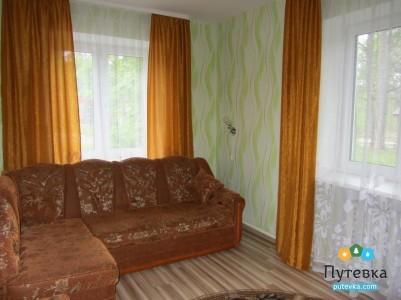 Коттедж 4-местный 3-комнатный коттедж 7, фото 3