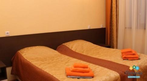 Повышенной комфортности 2-местный 2-комнатный корпус 4,5, фото 2
