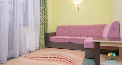 Повышенной комфортности 2-местный 2-комнатный корпус 4,5, фото 3