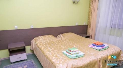 Повышенной комфортности 2-местный 2-комнатный корпус 4,5, фото 1