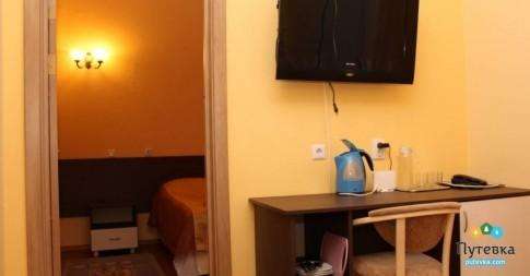 Повышенной комфортности 2-местный 2-комнатный корпус 4,5, фото 4