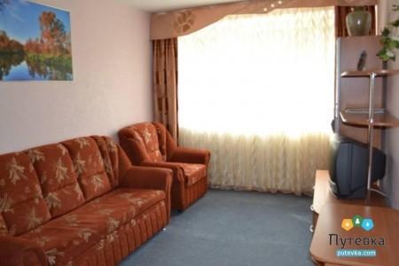 Стандартный 2-местный 2-комнатный корпус 1, фото 2