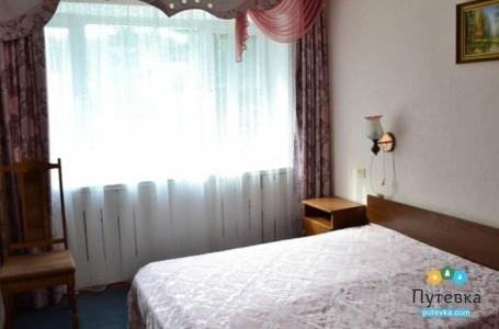 Стандартный 2-местный 2-комнатный корпус 1, фото 1