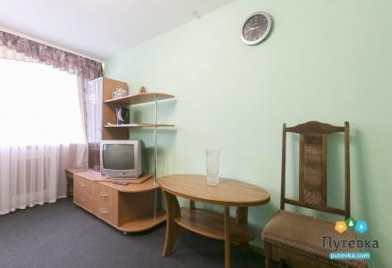 Люкс 2-местный 2-комнатный корпус 2, фото 4