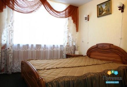 Люкс 2-местный 2-комнатный корпус 2, фото 2