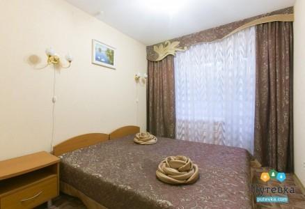 Люкс 2-местный 3-комнатный корпус 2, фото 1