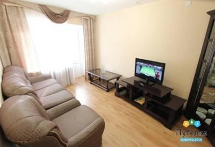 Люкс 2-местный 3-комнатный корпус 2, фото 2