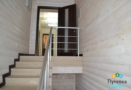 Люкс 1-местный Коттедж 1-й этаж, фото 4