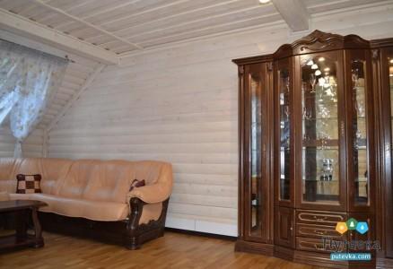 Люкс 2-местный 2-комнатный Коттедж 2-й этаж, фото 8