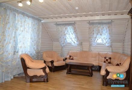 Люкс 2-местный 2-комнатный Коттедж 2-й этаж, фото 6