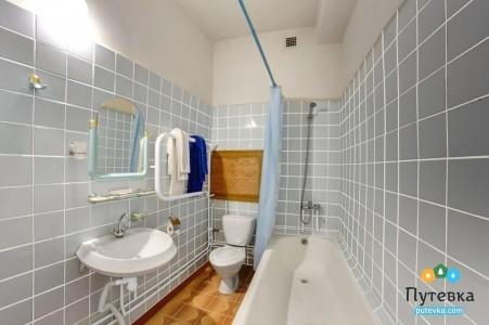 Улучшенный 2-местный 2-комнатный I категории, фото 5
