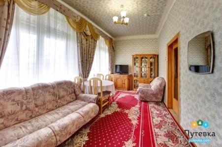 Улучшенный 2-местный 2-комнатный I категории, фото 3