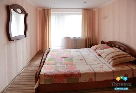 Люкс 2-местный 2-комнатный корпуса 1 (210, 211), 2 (52, 64), фото 2