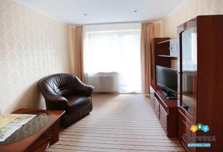 Люкс 2-местный 2-комнатный корпуса 1 (210, 211), 2 (52, 64), фото 3