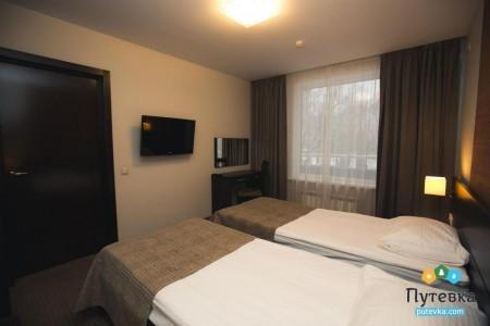 Люкс 2-местный 3-комнатный номер, фото 2