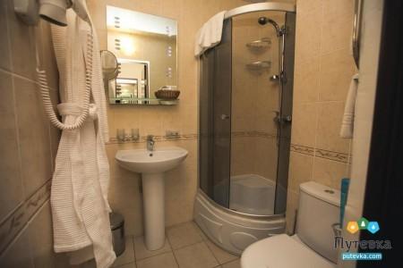 Люкс 2-местный 3-комнатный номер, фото 5