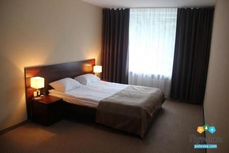 Люкс 2-местный 3-комнатный номер, фото 1