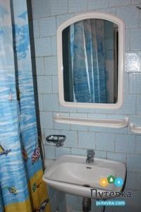 Стандарт 1-местный 1-комнатный  ( вид на море), фото 5