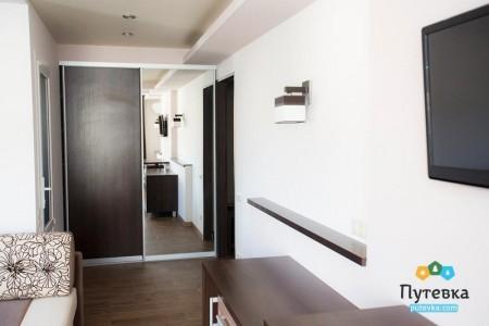 Комфорт 2-местный без балкона с доп. местом, фото 4